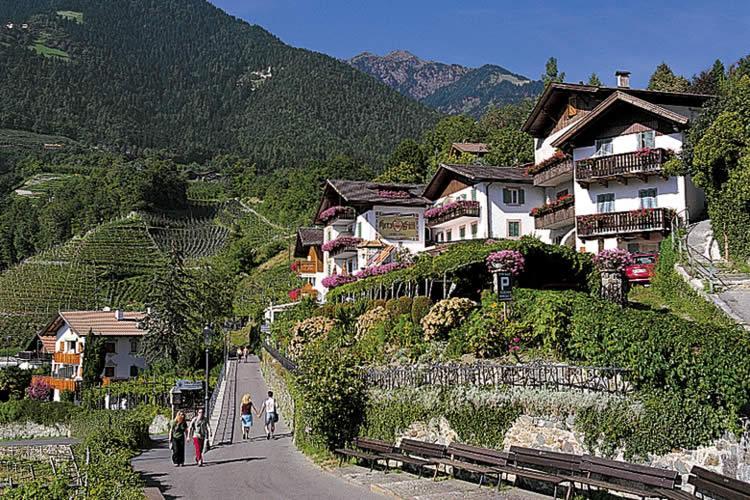 Hotel pension paler dorf tirol ferienwohnungen for Design hotel dorf tirol