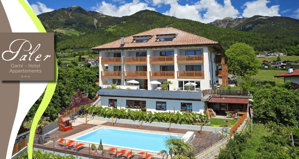 Hotel pension paler dorf tirol zimmer for Design hotel dorf tirol